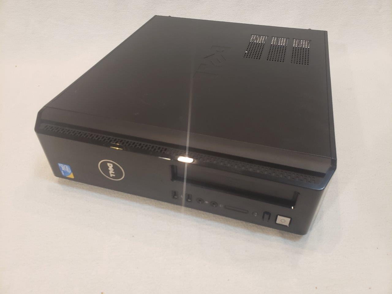 Dell desktop PC Intel Core 2 Quad 2.93 GHz 4 GB RAM 320 GB HDD Windows 10 Pro small