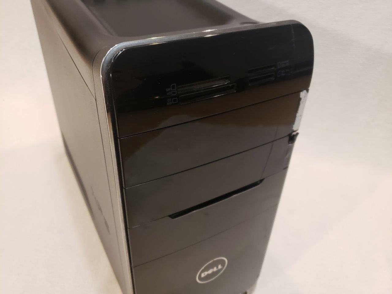 Dell desktop PC Intel i7-2600 3.4 GHz 4 GB RAM 250 GB HDD Windows 7 Pro