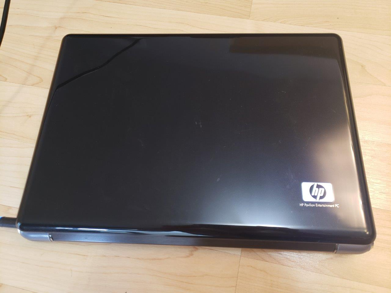 HP Pavilion DV5 1002NR HALF TOP 15.4 inch WXGA GLOSSY LCD SCREEN + WebCam, BLACK
