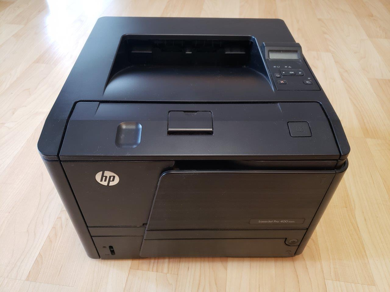 HP LaserJet Pro 400 Printer M401n (CZ195A)