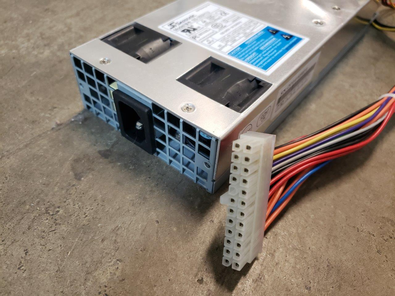 Seasonic Ss-350h1u 350w Industrial Active PFC Power Supply 1U Server PSU