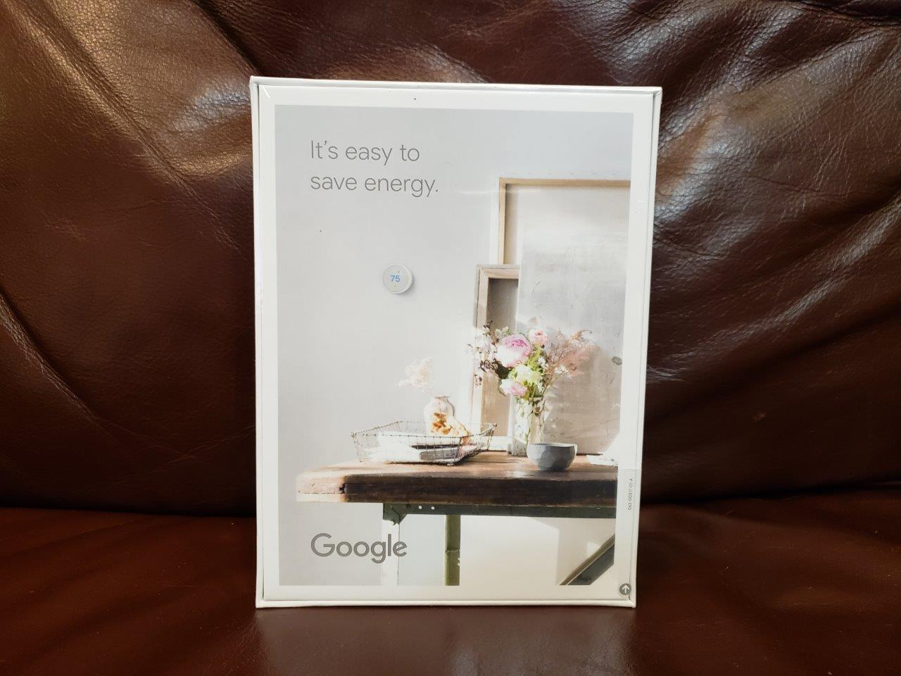 Google Nest Thermostat E in White, WiFi, New Factory Sealed